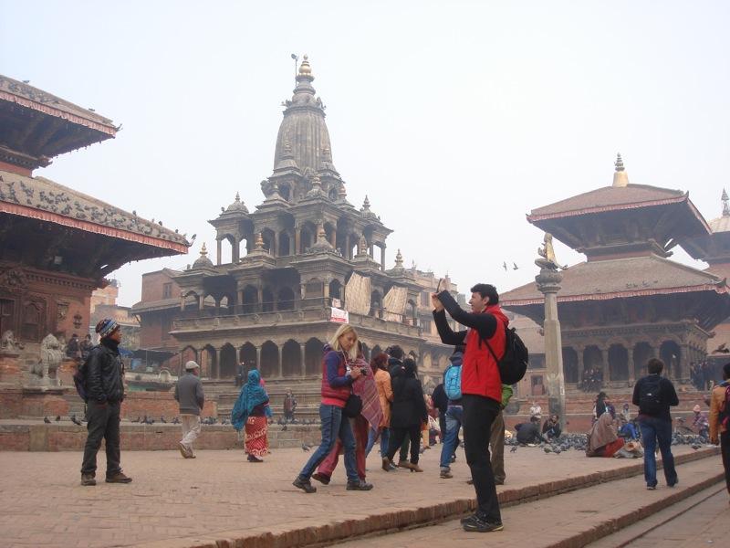 Vechiul oras Patan.