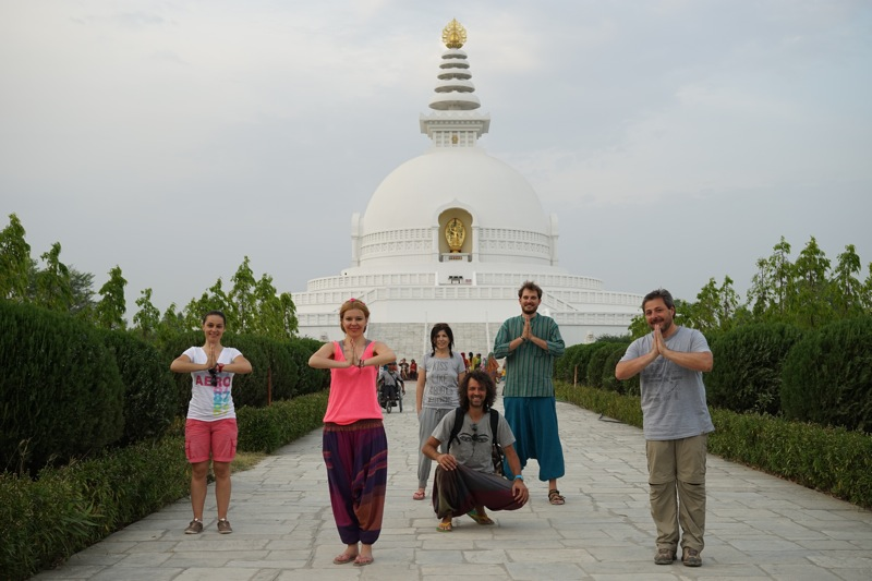 Pagoda Pacii.