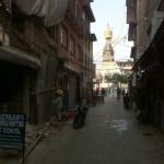 Stupa din Thamel