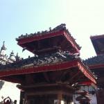 Porumbeii din Piata Durbar