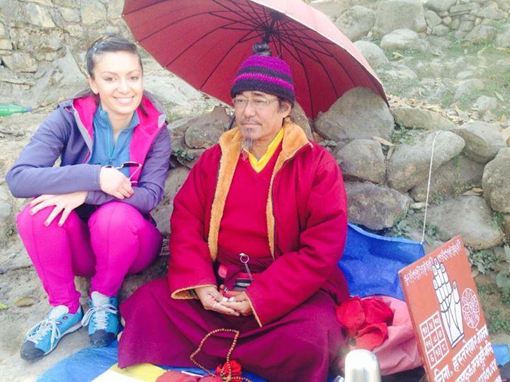 Astrologul de la Swayambhunath
