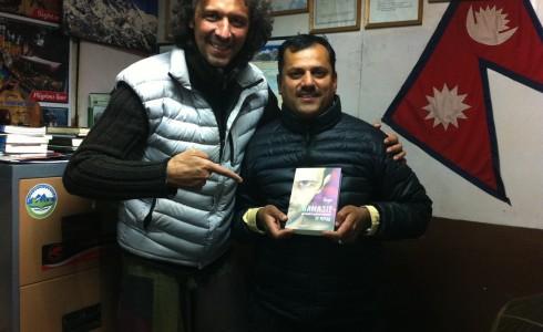 Sega & dl. Bishnu Barakoti, dupa 5 ani