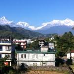 Annapurna la Pokhara