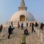 Pagoda Pacii din Lumbini