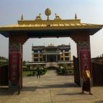 Manastirea Tashi Rabten din Lumbini