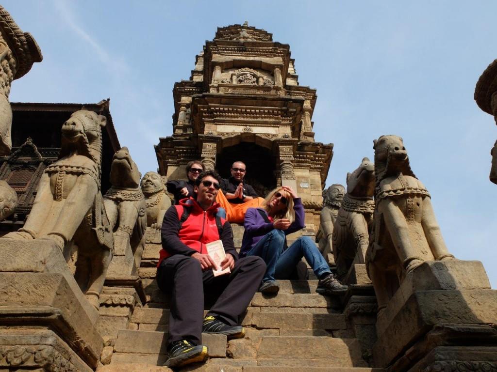 Trupa in Bhaktapur